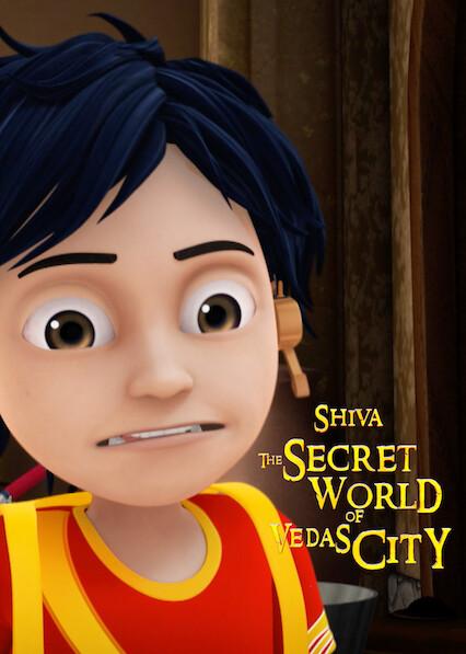Shiva: The Secret World Of Vedas City