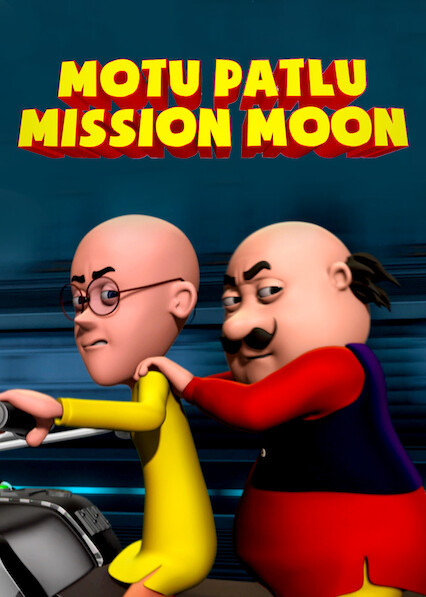 Motu Patlu: Mission Moon on Netflix Canada