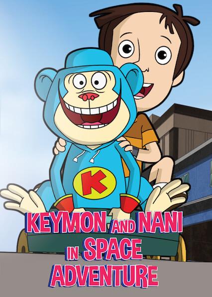Keymon and Nani in Space Adventure