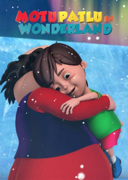 Motu Patlu in Wonderland on Netflix Canada