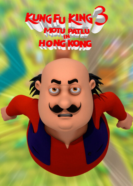 Motu Patlu in Hong Kong: Kung Fu Kings 3 on Netflix Canada