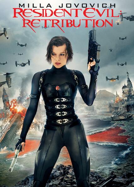 Resident Evil: Retribution on Netflix Canada