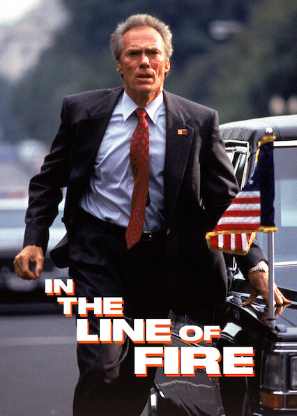 In the Line of Fire on Netflix Canada