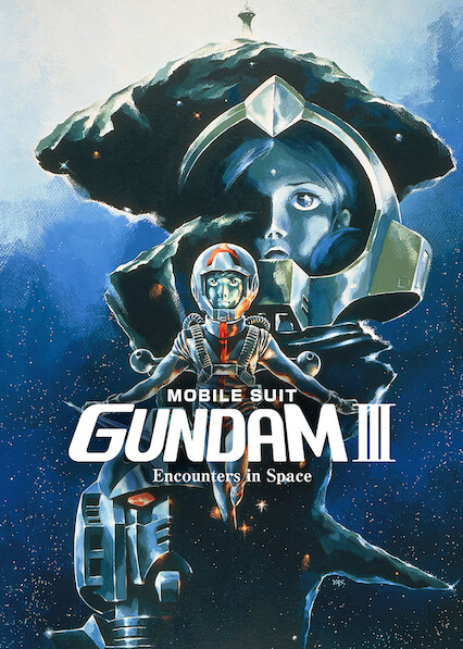 Mobile Suit Gundam III: Encounters in Space on Netflix Canada