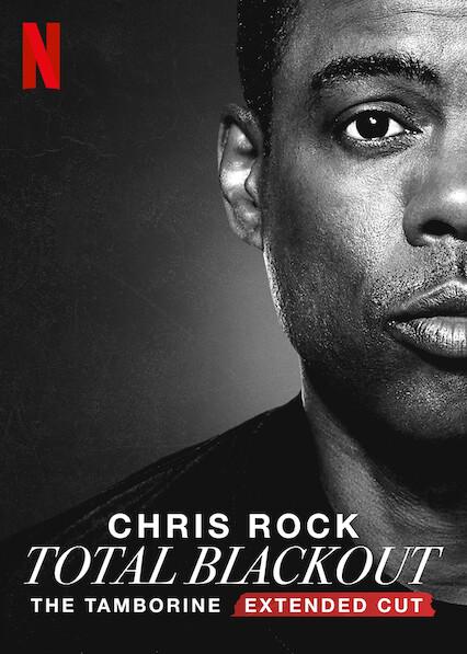 Chris Rock Total Blackout: The Tamborine Extended Cut on Netflix Canada