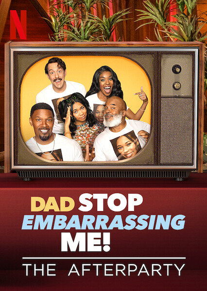 Dad Stop Embarrassing Me - The Afterparty