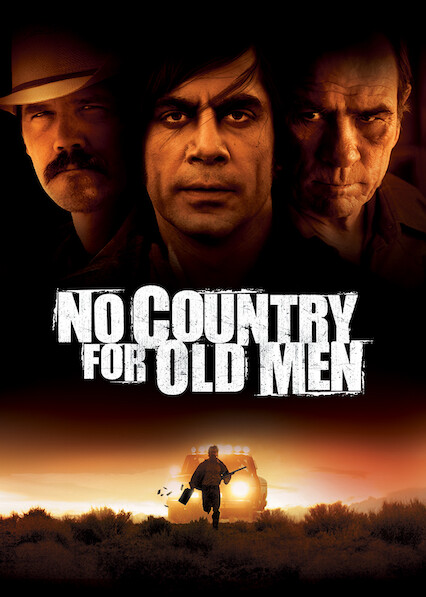 No Country for Old Men on Netflix Canada