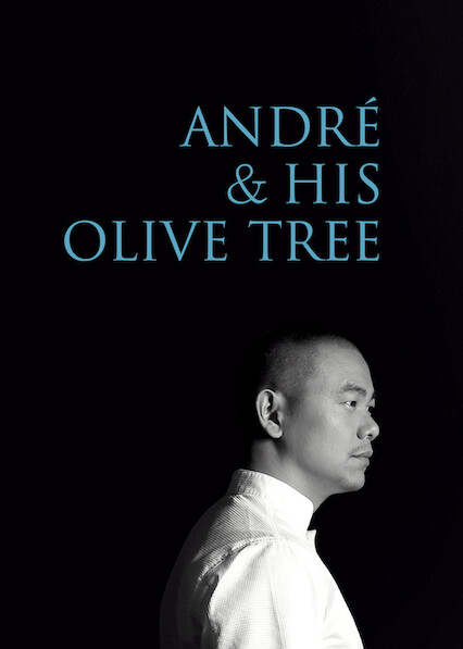 André & his olive tree
