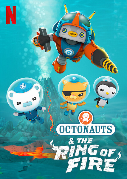 Octonauts & the Ring of Fire