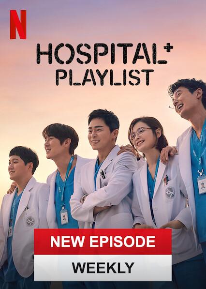 Hospital Playlist on Netflix Canada