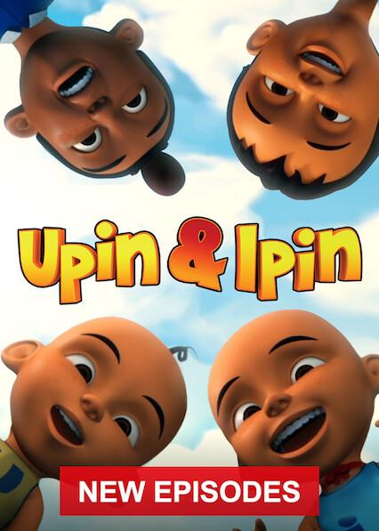 Upin&Ipin on Netflix Canada