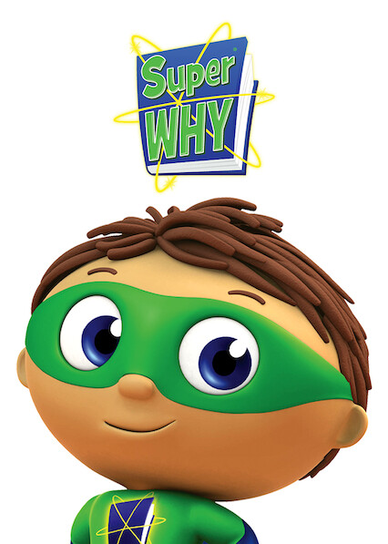 Super Why! on Netflix Canada