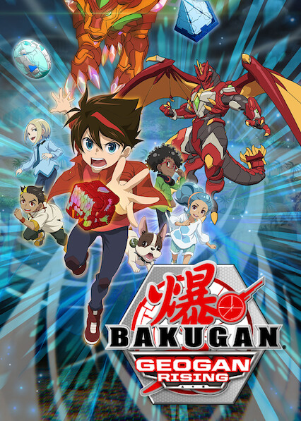 Bakugan: Geogan Rising on Netflix Canada