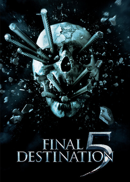 Final Destination 5 on Netflix Canada