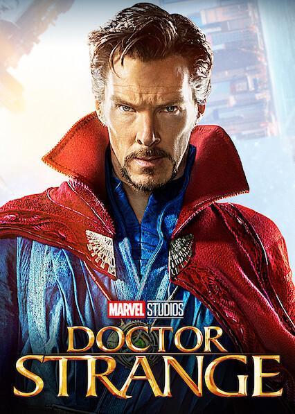 Doctor Strange on Netflix Canada