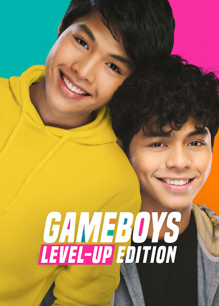 Gameboys Level-Up Edition