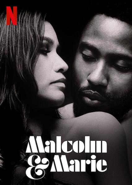 Malcolm & Marie on Netflix Canada