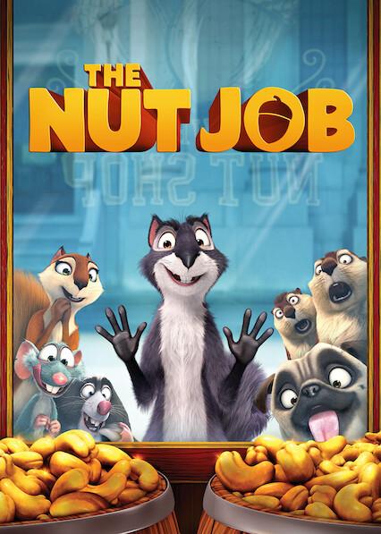 The Nut Job on Netflix Canada