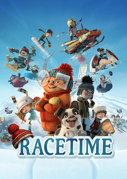 Racetime! on Netflix Canada