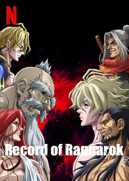 Record of Ragnarok on Netflix Canada