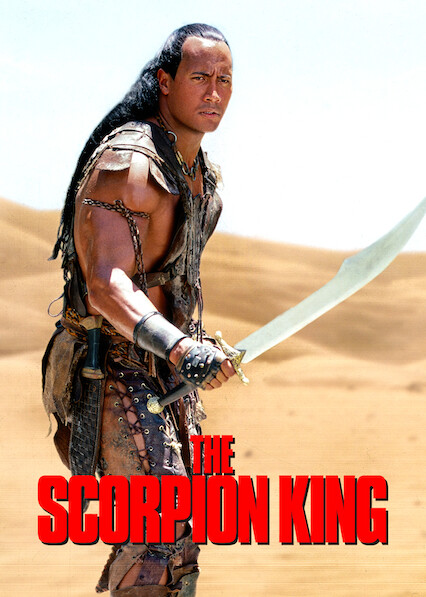 The Scorpion King on Netflix Canada