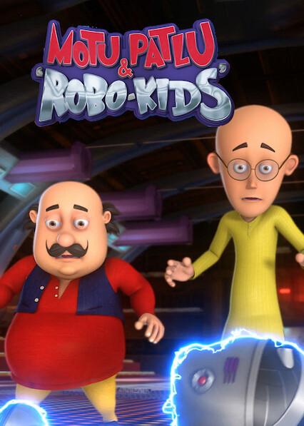 Motu Patlu VS Robo Kids