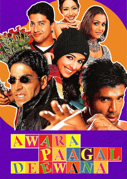 Awara Paagal Deewana on Netflix Canada
