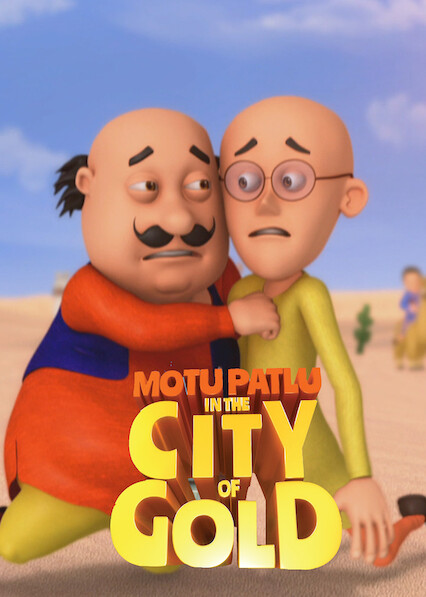 Motu Patlu in the City of Gold