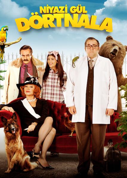 Niyazi Gül Dörtnala on Netflix Canada
